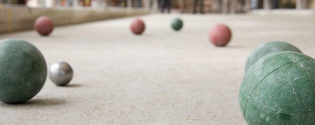 Bocce, medgeneracijska igra iz časov starih rimljanov